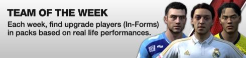 TOTW 21 In game stats Ozil Kagawa Llorente