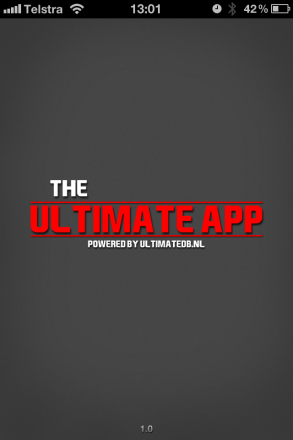 The Ultimate App