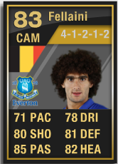 IF Fellaini