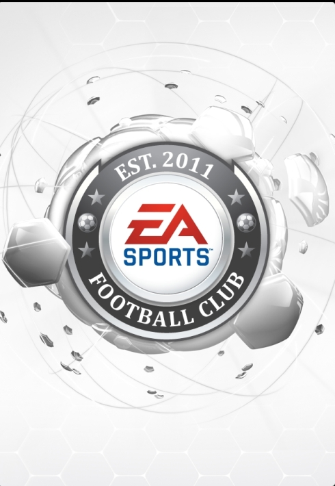 FIFA 13 iPhone App splash screen