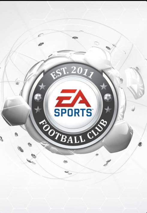 FIFA 13 iPhone App splash screen